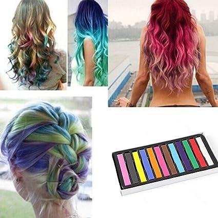 clifcragrocl tinte pelo,12 colores ayuno temporal en colores ...