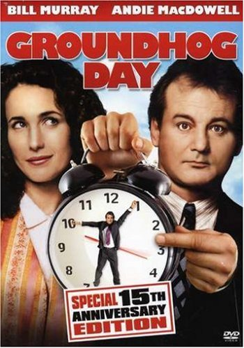 DVD : Groundhog Day (Anniversary Edition, Widescreen, , Dubbed, Dolby)