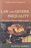 Law and Gender Inequality 9780195655247