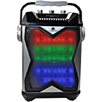 Audster AUD-L620 Rechargeable Portable 800W Speaker with LED Lights for iphone 7 iphone 6S iphone 6 iphone 5 5S 5C 4S 4 Galaxy 7.0 Galaxy A9 Pro Galaxy S7 edge On5