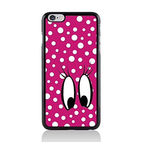 Apple iPhone 6 Plus/6S Plus Seeing Spots Fall durch Call Candy Hartschale Back Cover