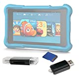 "DURAGADGET USB 2.0 SD/MicroSD Card Reader For Amazon Fire HD Kids Edition kindle 6"" & Amazon Fire HD Kids Edition kindle 7"""