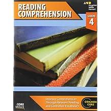 Steck-Vaughn Core Skills Reading Comprehension: Workbook Grade 4