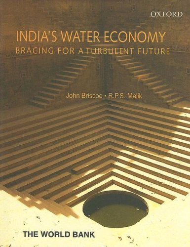 Download India's Water Economy: Bracing for a Turbulent Future pdf