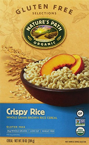 Photo of Nature's Path Crispy Rice Cereal 10oz (284g) Usa