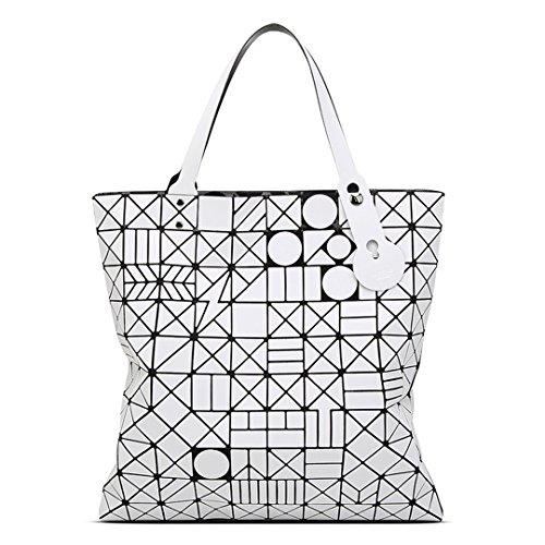 10 * 10 Shoulder Bag Tote Pretty Casual Geometric Style Women Handbag February 1