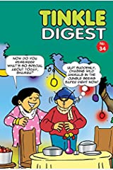 Tinkle Digest 34 Kindle Edition