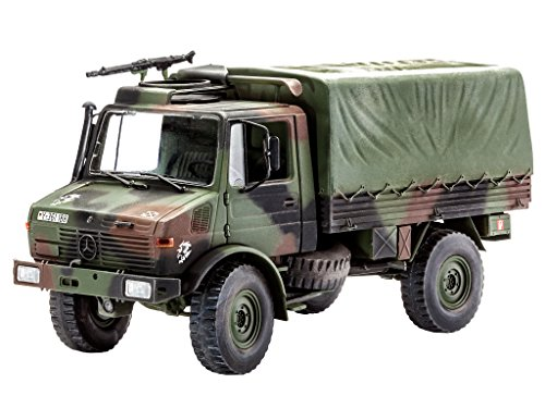 revell germany 1 35 unimog - 1