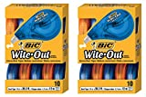 2 Pack Wite-Out Brand EZ Correct Correction Tape …