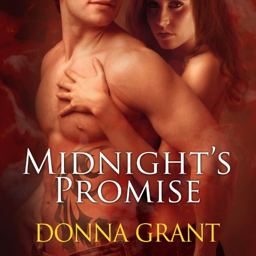 Midnight's Promise: Dark Warriors, Book 8 by Tantor Audio