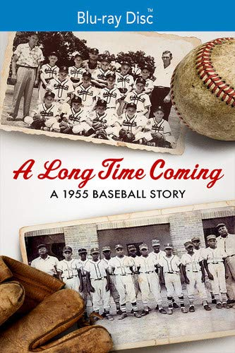 Blu-ray : Long Time Coming: A 1955 Baseball Story (Blu-ray)