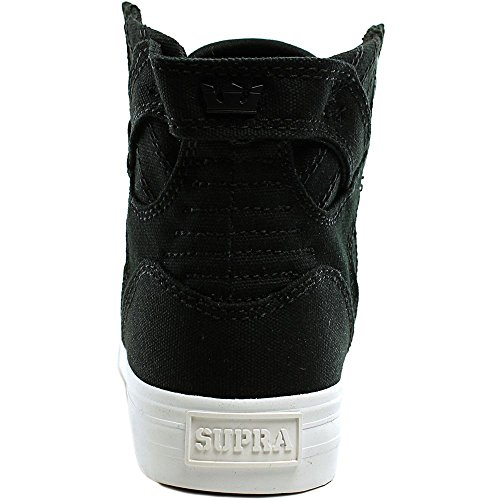 top Black Women's Womens Skytop Canvas Sneakers Supra Hi wxqIO7RHH