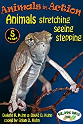 Animals in Action: stretching, seeing, stepping