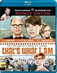 Cover Image for 'That's What I Am'
