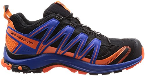 Salomon Surf Web de Ltd The Chaussures GTX Ibis Scarlet Trail 3D Homme XA Black Noir Pro 000 OZFrOR