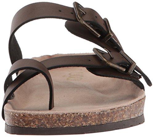 Xporter marrón de Sugar Sandalias planas SGR para suave en mujer color EHwHqtz