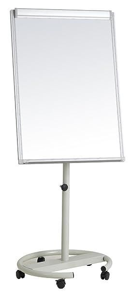 Pizarra blanca magnética rotafolios caballete writeable ...