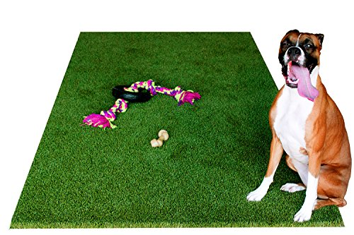 Sphere Turf Premium Dog Kennel Grass Mat 4x8
