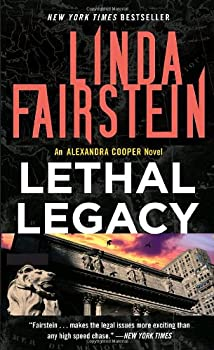 Lethal Legacy 0385523998 Book Cover