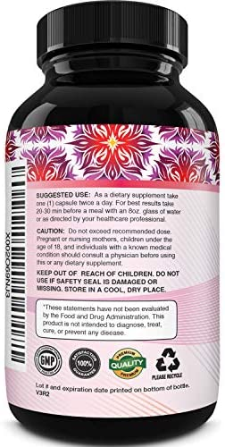 Body Cleanse for Weight Loss Support - Best Appetite Suppressant for Weight Loss Energy Boost and Belly Fat Burner for Men and Women - Green Tea Fat Burner and Weight Loss Pills for Women and Men 4