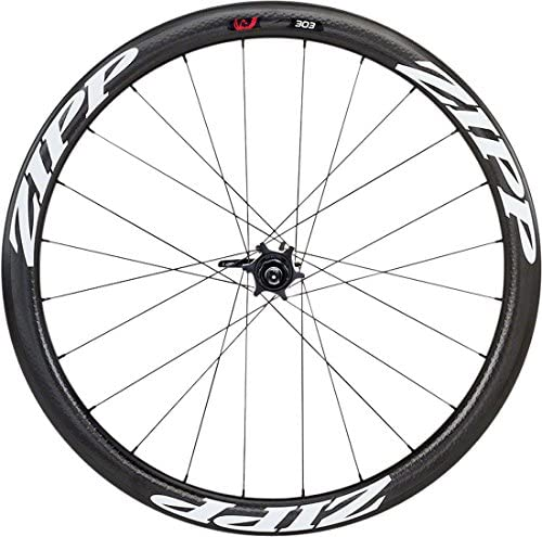 Zipp 303 Firecrest - Rueda para Bicicletas, Color Negro: Amazon.es: Deportes y aire libre