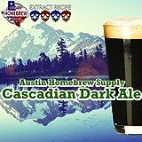 Austin Homebrew Cascadian Dark Ale (14B) - EXTRACT