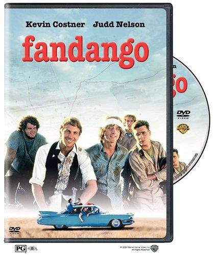 DVD : Fandango (, Dubbed, Dolby, AC-3, Widescreen)