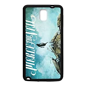 SKULL Pierce the Veil aesthetic design Cell Phone Case for Samsung Galaxy Note3