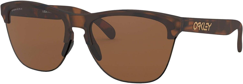 Oakley 0OO9374 Gafas de sol, Matte Brown Tortoise, 63 para