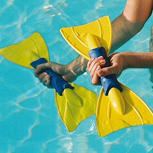 Swimming Pool Arm Aerobic Exercise Sveltus Aqua Oars by Sportsgear US