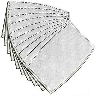 Filtro para mascarillas - 5 capas (10 unidades)