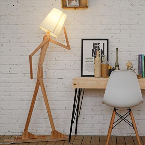 HROOME Nordique Decoratif Lampadaire de Salon Moderne Lampe ...