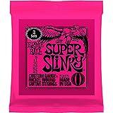 Ernie Ball Super Slinky Nickel Wound Sets, .009 - .042 (3 Pack)
