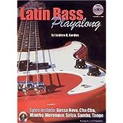 The Latin Bass Book Audio