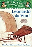 Magic Tree House Fact Tracker #19( Leonardo Da Vinci( A Nonfiction Companion to Magic Tree House #38( Monday with a Mad Genius)[MTH RESEARCH GD #19 MTH FACT T][Paperback]