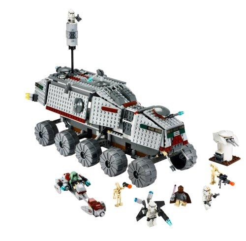 Lego Star Wars Episodio III Tanque Turbo Clon #7261 por LEGO: Amazon.es: Industria, empresas y ciencia