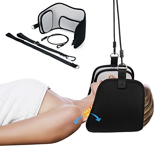 Kitymate Hammock for Neck, Comfort Head Hammock for Neck and Shoulder Pain Relief Relax Massager Cervical Traction by Kitymate