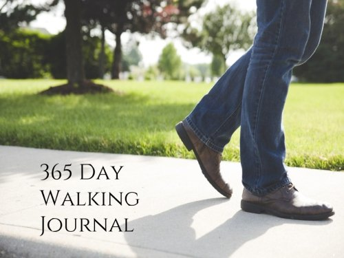 365 Day Walking Journal - Incline Treadmill Calories