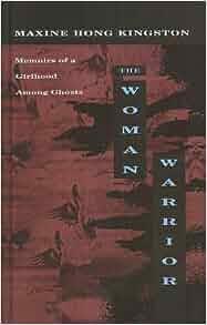 the woman warrior maxine hong kingston pdf