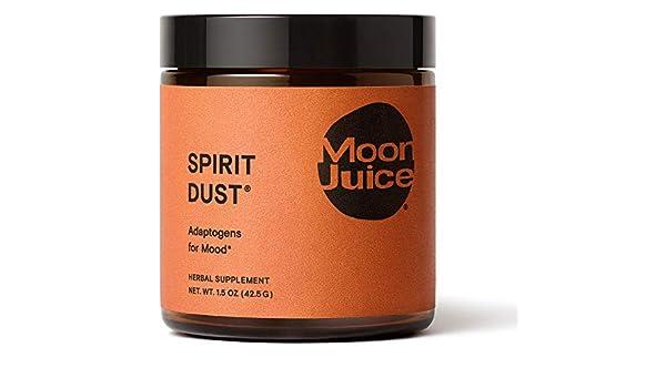 MOONJUICE. Polvo de Spirit Dust - Orgánico 1.5 oz: Amazon.es ...