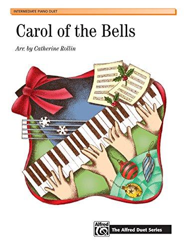 Carol Of The Bells Intermediate Piano Duet 1 Piano 4 Hands The