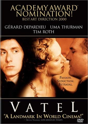 Vatel by Buena Vista Home Video