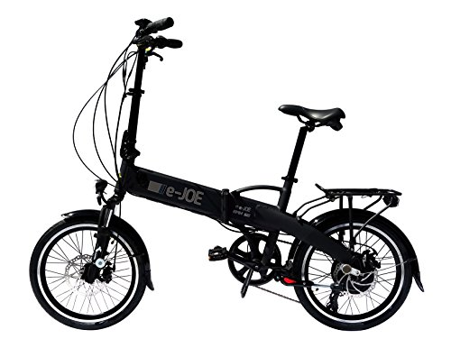 Cheap e-JOE 2018 EPIK SE Sport Edition Electric Bicycle Electric Folding Bike (Black)
