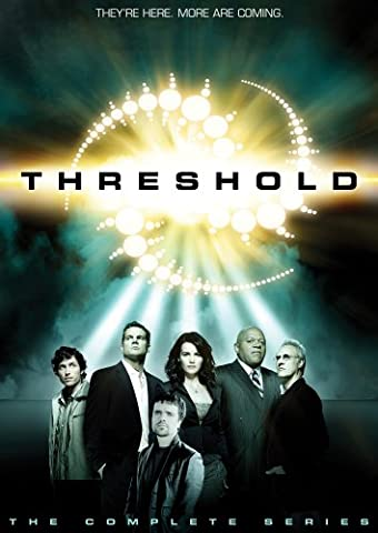 Threshold - The Complete Series (Drama DVDs & Videos)