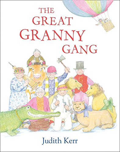 Download The Great Granny Gang PDF