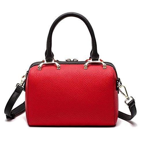 Bags Bag Green Handbags Tote Chic Women's Ladies Designer Quality Fashion Leather wvzCvxqX7