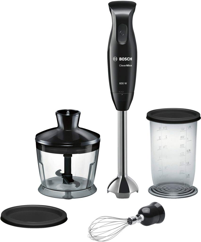Bosch MSM2650B - Licuadora (Batidora de vaso, Negro, CE, Eurasian ...