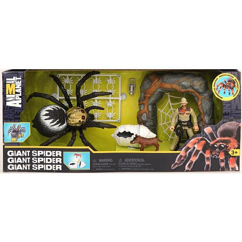 Animal Planet Giant Spider Play Set