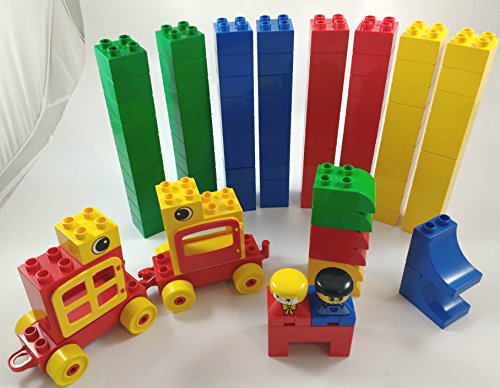 with LEGO DUPLO Trains design