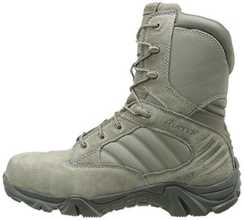 8 Sage Bates Inch 10 Gx 8 Zip Uniform Comp M Men's Toe Us Sage Boot tZqZFwnIW